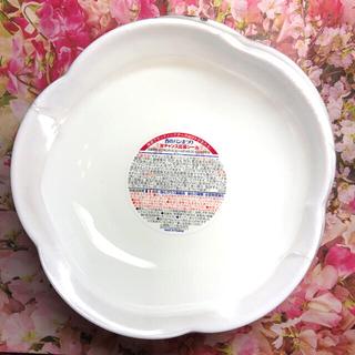 ヤマザキセイパン(山崎製パン)のヤマザキ 春のパン祭り お皿 10枚 白いフラワーボウル [未使用](食器)