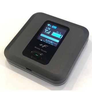 FUJISOFT +F FS030W 富士ソフト モバイルWi-Fiルーター(PC周辺機器)