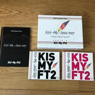 キスマイフットツー(Kis-My-Ft2)のKis-My-Ft2/2014 キスマイジャーニー  DVD(ミュージック)