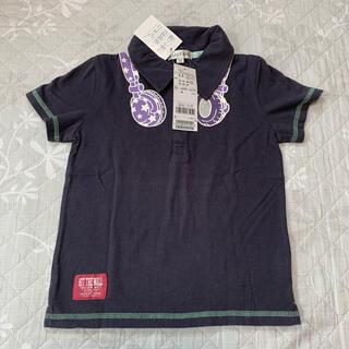エニィファム(anyFAM)のキッズ any FAM  ポロシャツ  新品/未使用(Tシャツ/カットソー)