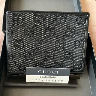 グッチ(Gucci)の二つ折り財布(折り財布)