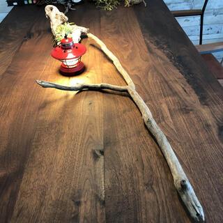 竿かけの様な流木…天然物、オブジェ、置き物、インテリア⑥(彫刻/オブジェ)