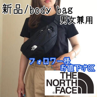 THE NORTH FACE - 新品/確実正規品/THE NORTH FACE/body bag...