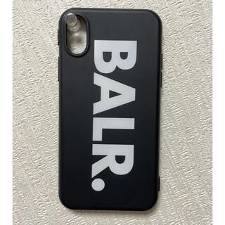☆BALR☆iPhone X,XS ケース(iPhoneケース)