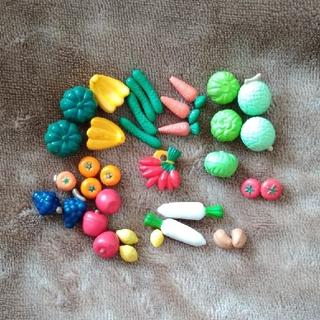 エポック(EPOCH)のシルバニアファミリー用 野菜セット(ぬいぐるみ/人形)