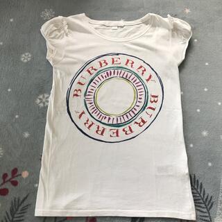バーバリー(BURBERRY)のバーバリー 半袖 140(Tシャツ/カットソー)