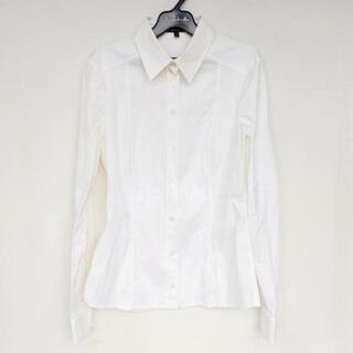 グッチ(Gucci)のグッチ 長袖シャツブラウス サイズ42 M -(シャツ/ブラウス(長袖/七分))