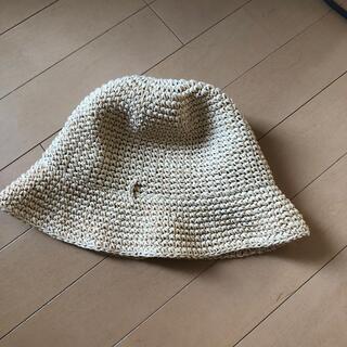 ムジルシリョウヒン(MUJI (無印良品))の無印良品 帽子 52センチ (帽子)