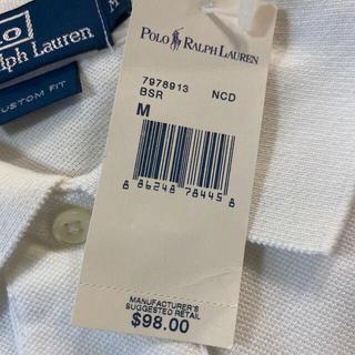 ポロラルフローレン(POLO RALPH LAUREN)の希少 新品!POLO RALPH LAUREN ビッグポニー ポロシャツ(ポロシャツ)