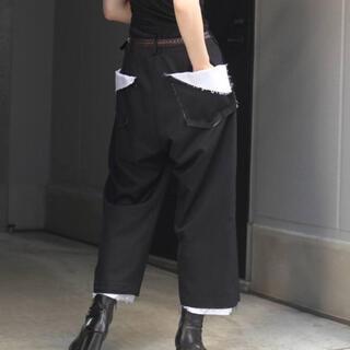 Yohji Yamamoto - sulvam Classic pants