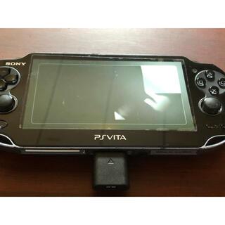 プレイステーションヴィータ(PlayStation Vita)のPSVITA 本体  PCH-1100(携帯用ゲーム機本体)