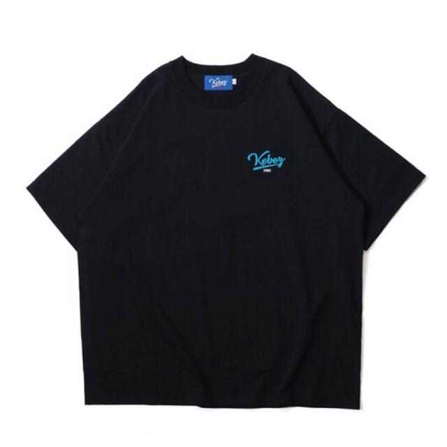 carhartt(カーハート)のKEBOZ ICON LOGO S/S TEE【BLACK】新品 keboz メンズのトップス(Tシャツ/カットソー(半袖/袖なし))の商品写真