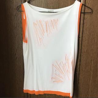 カルバンクライン(Calvin Klein)のカルバンクライン⭐︎トップス(Tシャツ(半袖/袖なし))