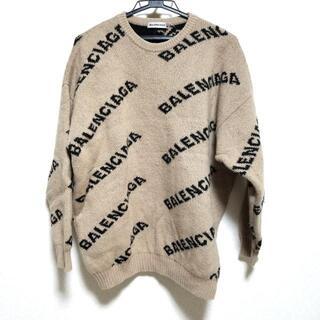 バレンシアガ(Balenciaga)のバレンシアガ 長袖セーター サイズS メンズ(ニット/セーター)