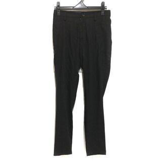 ヨウジヤマモト(Yohji Yamamoto)のヨウジヤマモト パンツ サイズ1 S美品  -(その他)