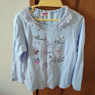 メゾピアノジュニア(mezzo piano junior)のメゾピアノジュニア mezzo piano junior 130(Tシャツ/カットソー)