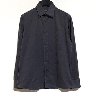 グッチ(Gucci)のグッチ 長袖シャツ サイズ40  15 3/4(シャツ)