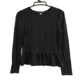 エムズグレイシー(M'S GRACY)のエムズグレイシー 長袖Tシャツ サイズ38 M(Tシャツ(長袖/七分))