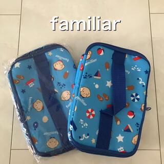 ファミリア(familiar)の《新品》familiar 保冷バッグ 2個セット(その他)