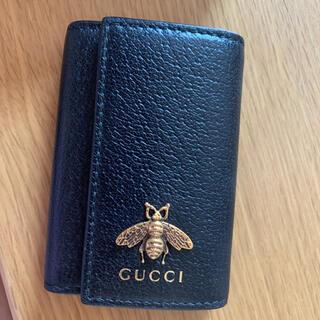 グッチ(Gucci)のGUCCI  キーケース 蜂(キーケース)