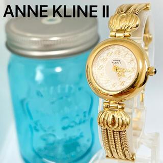 84 アンクライン時計 レディース腕時計 ゴールド アンティーク ブレスレット