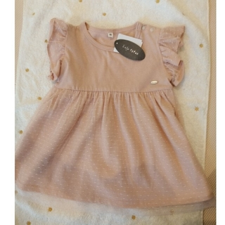 Bonpoint - 新品 チュールワンピース 誕生日ドレス 子供服
