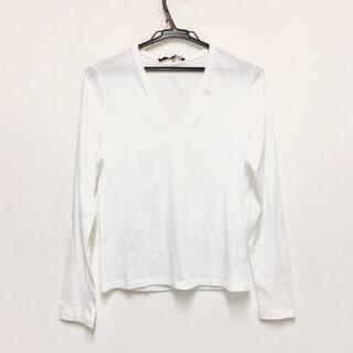 グッチ(Gucci)のグッチ 長袖Tシャツ サイズM レディース -(Tシャツ(長袖/七分))