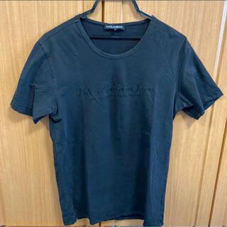 ドルチェアンドガッバーナ(DOLCE&GABBANA)のドルガバTシャツ D&G メンズ ドルチェ&ガッパーナ(Tシャツ/カットソー(半袖/袖なし))