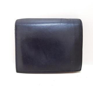 ドリスヴァンノッテン(DRIES VAN NOTEN)のドリスヴァンノッテン 2つ折り財布 黒(財布)