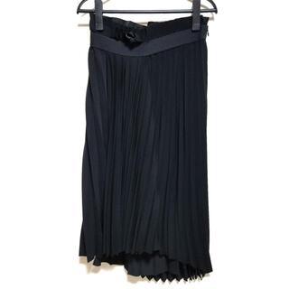 バレンシアガ(Balenciaga)のバレンシアガ ロングスカート サイズ36 S -(ロングスカート)