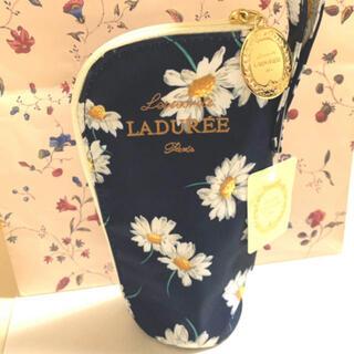 レメルヴェイユーズラデュレ(Les Merveilleuses LADUREE)のタグ付き マーガレット 保冷 ボトルケース LADUREE(ポーチ)