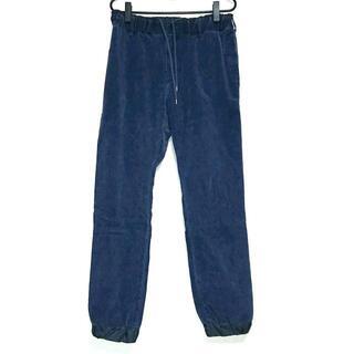 サカイ(sacai)のサカイ パンツ サイズ2 M メンズ ネイビー(その他)
