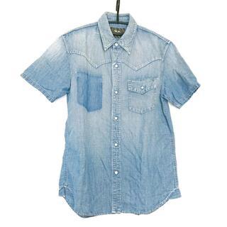 ロンハーマン(Ron Herman)のロンハーマン 半袖シャツ サイズM メンズ(シャツ)