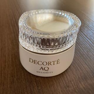 COSME DECORTE - DECORTE  AQミリオリティ リベアクレンジングクリーム