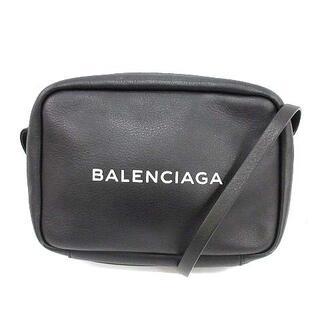 Balenciaga - バレンシアガ エブリデイ カメラバッグ ショルダーバッグ スモール ロゴ 黒