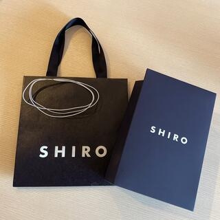 シロ(shiro)の*SHIRO ショップ袋セット*(ショップ袋)