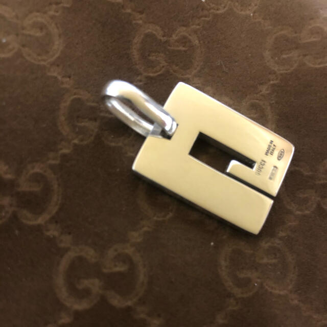 Gucci(グッチ)のネックレス トップ メンズのアクセサリー(ネックレス)の商品写真