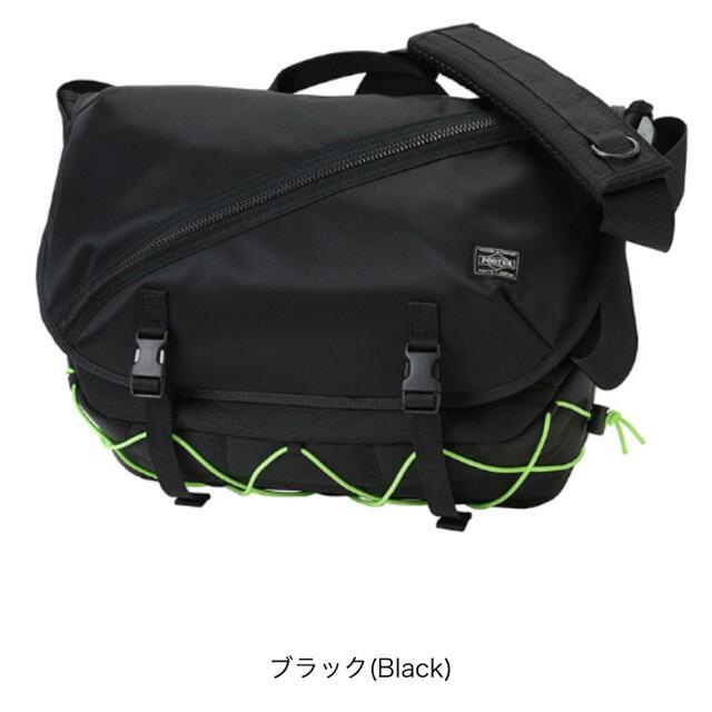 PORTER(ポーター)の PORTER THINGS MESSENGER BAG ポーターシングスバッグ メンズのバッグ(メッセンジャーバッグ)の商品写真