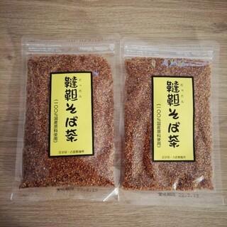 【新品】岩手の韃靼そば茶 100%国産原料使用 150g✖️2袋
