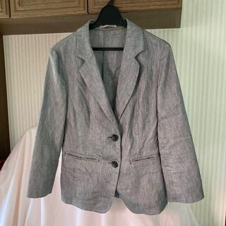 エルプラネット(ELLE PLANETE)のジャケット夏用(テーラードジャケット)
