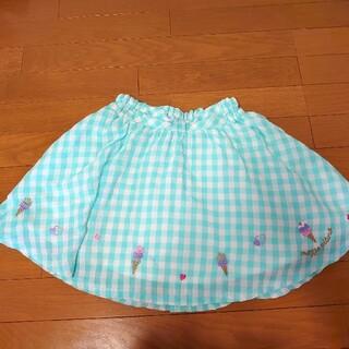 メゾピアノジュニア(mezzo piano junior)のメゾピアノジュニア mezzo piano junior スカート 140(スカート)