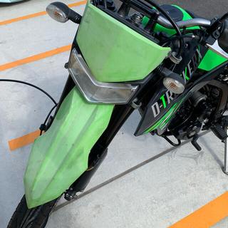 カワサキ(カワサキ)のカワサキ DトラッカーX  250cc(車体)