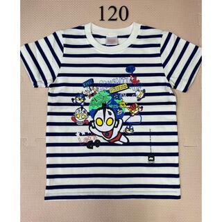 バンダイ(BANDAI)の120新品 /ウルトラマン/半袖  即購入okです♩  (Tシャツ/カットソー)