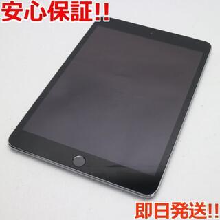 アップル(Apple)の美品 SOFTBANK iPad mini 3 16GB グレイ (タブレット)