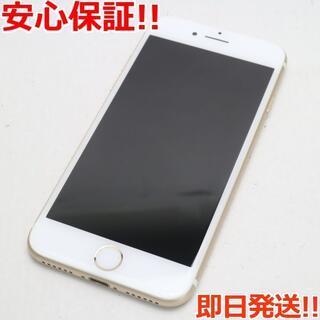アイフォーン(iPhone)の超美品 SIMフリー iPhone7 32GB ゴールド (スマートフォン本体)