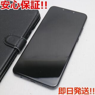 ファーウェイ(HUAWEI)の超美品 HUAWEI nova 3 ブラック (スマートフォン本体)