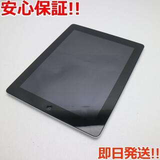 アップル(Apple)の良品中古 iPad第4世代Wi-Fi32GB ブラック (タブレット)