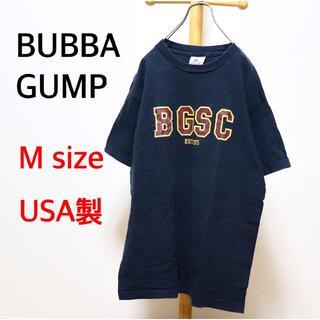 サンタモニカ(Santa Monica)のババガンプ OLD USED オーバーサイズ ロゴ Tシャツ マウイ USA(Tシャツ/カットソー(半袖/袖なし))