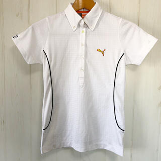 PUMA - PUMA プーマ レディース 半袖 ポロシャツ ゴルフウェア