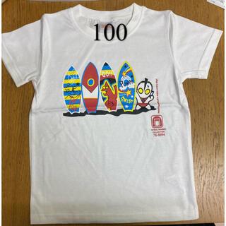 バンダイ(BANDAI)の100新品 /ウルトラマン/半袖  即購入okです♩  (Tシャツ/カットソー)